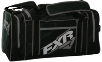 Black/Charcoal Grey - FXR Duffel Gear Bag 2017