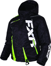 FXR Youth Boost Insulated Jacket 2017