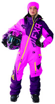 FXR Womens Ranger Instinct Uninsulated Shell Monosuit 2017