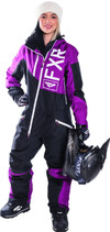 FXR Womens Squadron Lite Uninsulated Shell Monosuit 2017