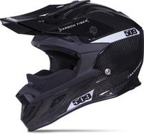 509 Altitude Black Carbon Fiber Helmet