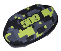 509 Lime Single Goggle Hard Case