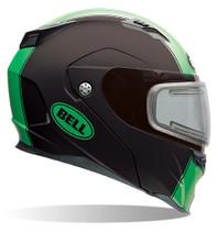 Bell Revolver Evo Rally Electric Lens Snowmobile Helmet