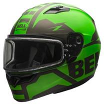Bell Qualifier Dual Lens Snowmobile Helmet
