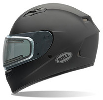 Bell Qualifier Electric Lens Solid Snowmobile Helmet