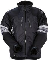 Black/Hi-Vis Yellow - Arctiva Mechanized Insulated Jacket