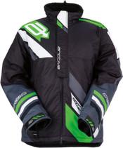 Black/Grey - Arctiva Comp Insulated Jacket