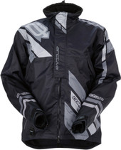 Black/Grey - Arctiva Comp RR Shell Jacket