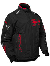 Mens  - Red/Black - CastleX Thrust Back Country Series Jacket