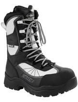 Womens  - White/Black - CastleX Force 2  Boots