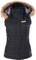 Divas Snow Gear Hooded Vest Winter Vest