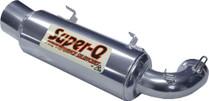 Skinz Polished Ceramic Super-Q Silencer 13-16 Polaris 800 Switchback Assault 144