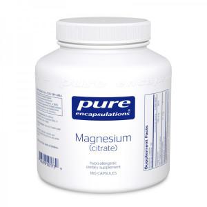 Magnesium citrate (180 capsules)