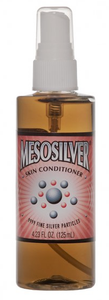 Mesosilver Antifungal/Antibacterial Spray (125ml)