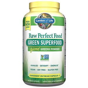 Perfect Food RAW capsules (240 caps)