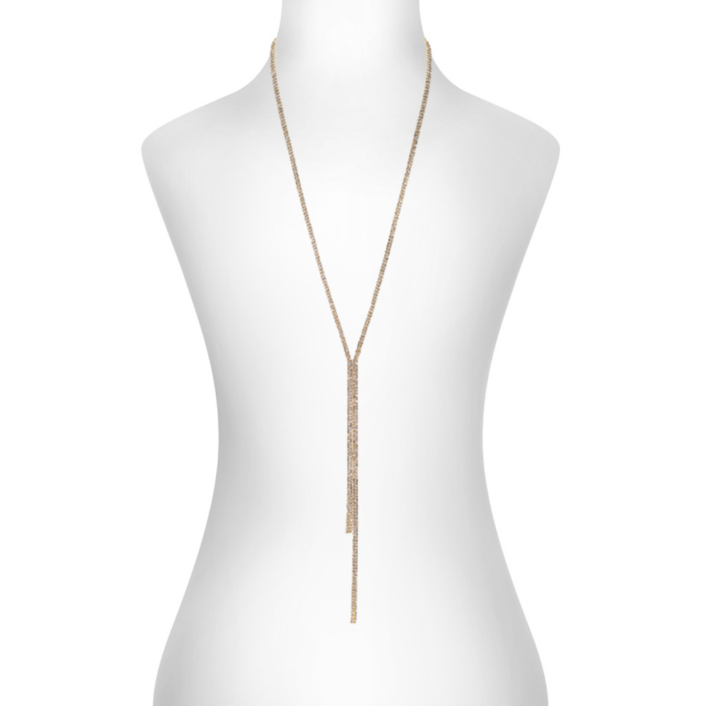Antique Yellow Gold Plated Shown on Neck