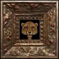 Shroom Cheetah framed