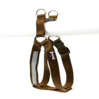 Smoochy Poochy Step-In Harness - Brown