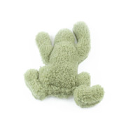 West Paw Toy Frog - Green