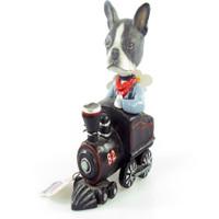 Doogies in Motion Train - Boston Terrier