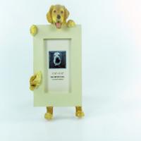 E&S Imports Small Dog Frame - Golden Retriever