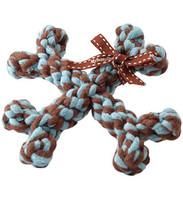 My Sassy Dog Rope Toy - Crossbones