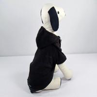 Foufou Dog Terrycloth Hoodie - Brown