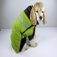Canine Technika Trail Vest - Lime