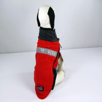 Canine Technika Trail Vest - Red/Grey