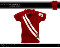 Millie Signature Sport Sweatshirt  - Red