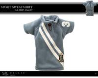 Millie Signature Sport Sweatshirt  - Blue