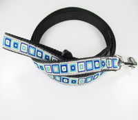 "Rc Pet Roducts Dog Leash -  ""Inside Squares"""