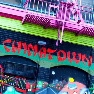 Chinatown // CA016