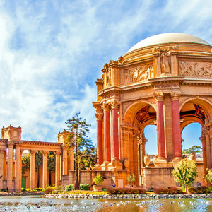 Palace of Fine Arts // CA026