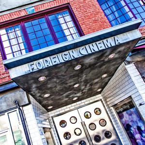 Foreign Cinema // CA030