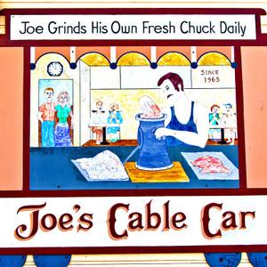 Joe's Cable Car // CA039