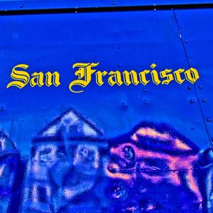 SF Yellow // CA063