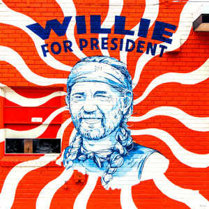 Willie for President // ATX179