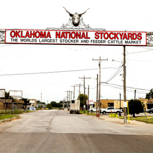 Oklahoma Stockyards // OK026