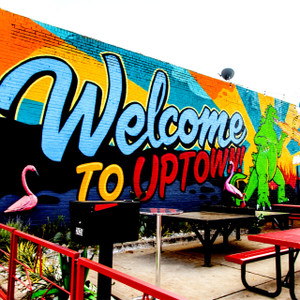 Welcome to Uptown // OK036