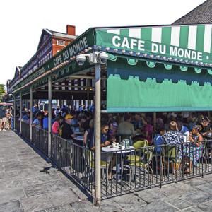 Cafe Du Monde // LA056