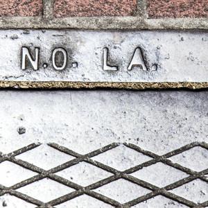 NOLA Manhole // LA062