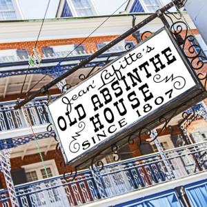 Old Absinthe House // LA063