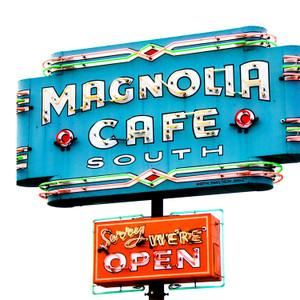 Magnolia Cafe // ATX057
