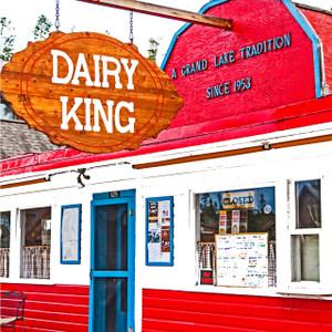Dairy King // DEN093