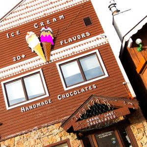 Grand Lake Chocolates // DEN098