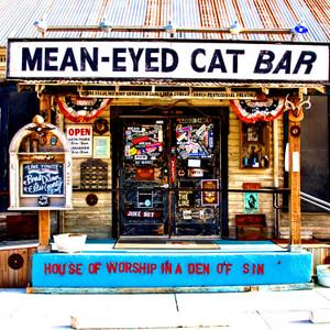 Mean-Eyed Cat // ATX059