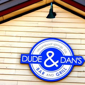 Dude & Dan's // DEN125