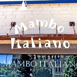 Mambo Italiano // DEN141