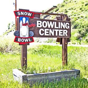 Snow Bowl // DEN156